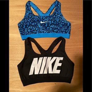 Nike Dri-fit Sports Bra 2 pair